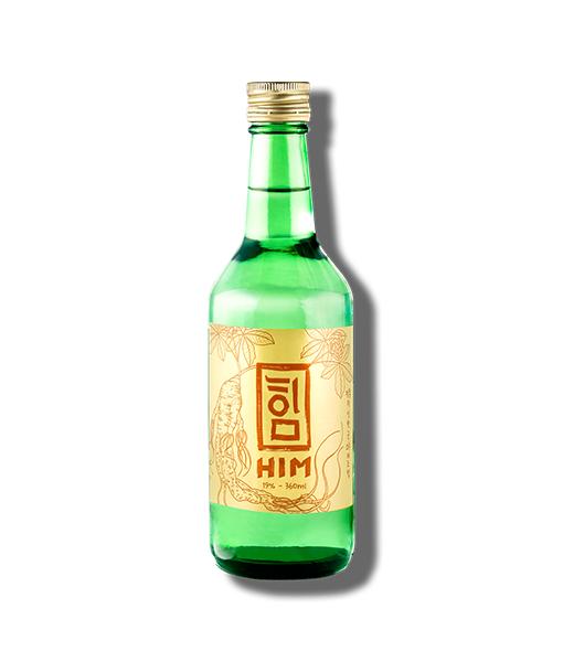 Rượu Him Soju sâm hàn quốc