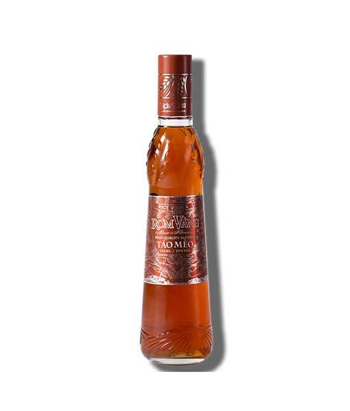 Rượu táo mèo rơm vàng của công ty Vodka Cá Sấu