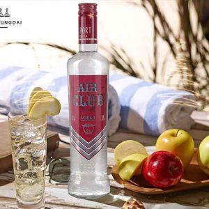 Rượu Vodka Bay Air Club sản phẩm rượu Vodka Phổ biến ở Nga