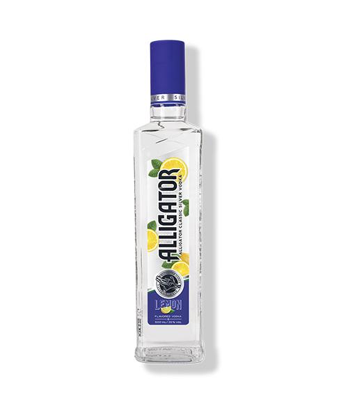 Rượu Vodka Cá Sấu Chanh 500 ml