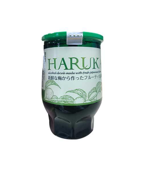 Rượu Mơ nhật Haruka dung tích 180 ml