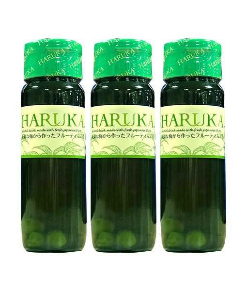 Chai rượu mơ Haruka 750 ml dành cho phái nữ