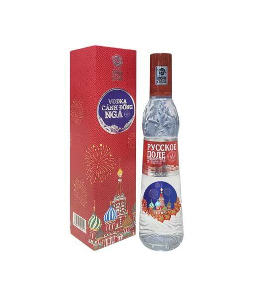 Rượu Vodka Cánh Đồng Nga Tết 2021